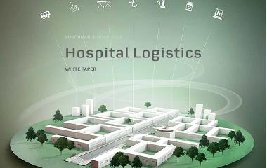 The HOSPITAL LOGISTICS white paper is produces by Healthcare DENMARK.